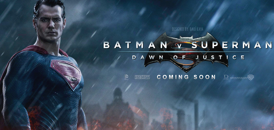 Batman V Superman: Dawn Of Justice ajunge în cinematografe în Martie 2016