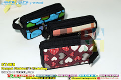 Dompet Eksklusif 3 Resleting
