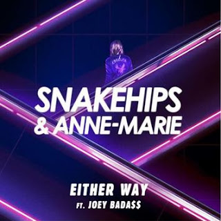 Snakehips & Anne-Marie – Either Way feat. Joey Bada$$