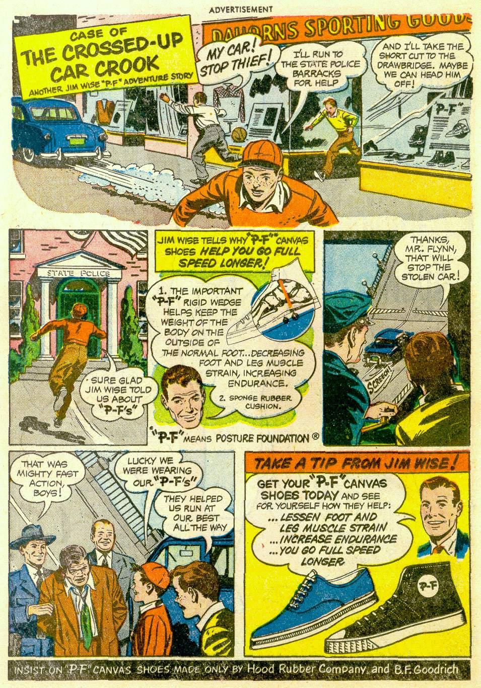 Read online Detective Comics (1937) comic -  Issue #184 - 16