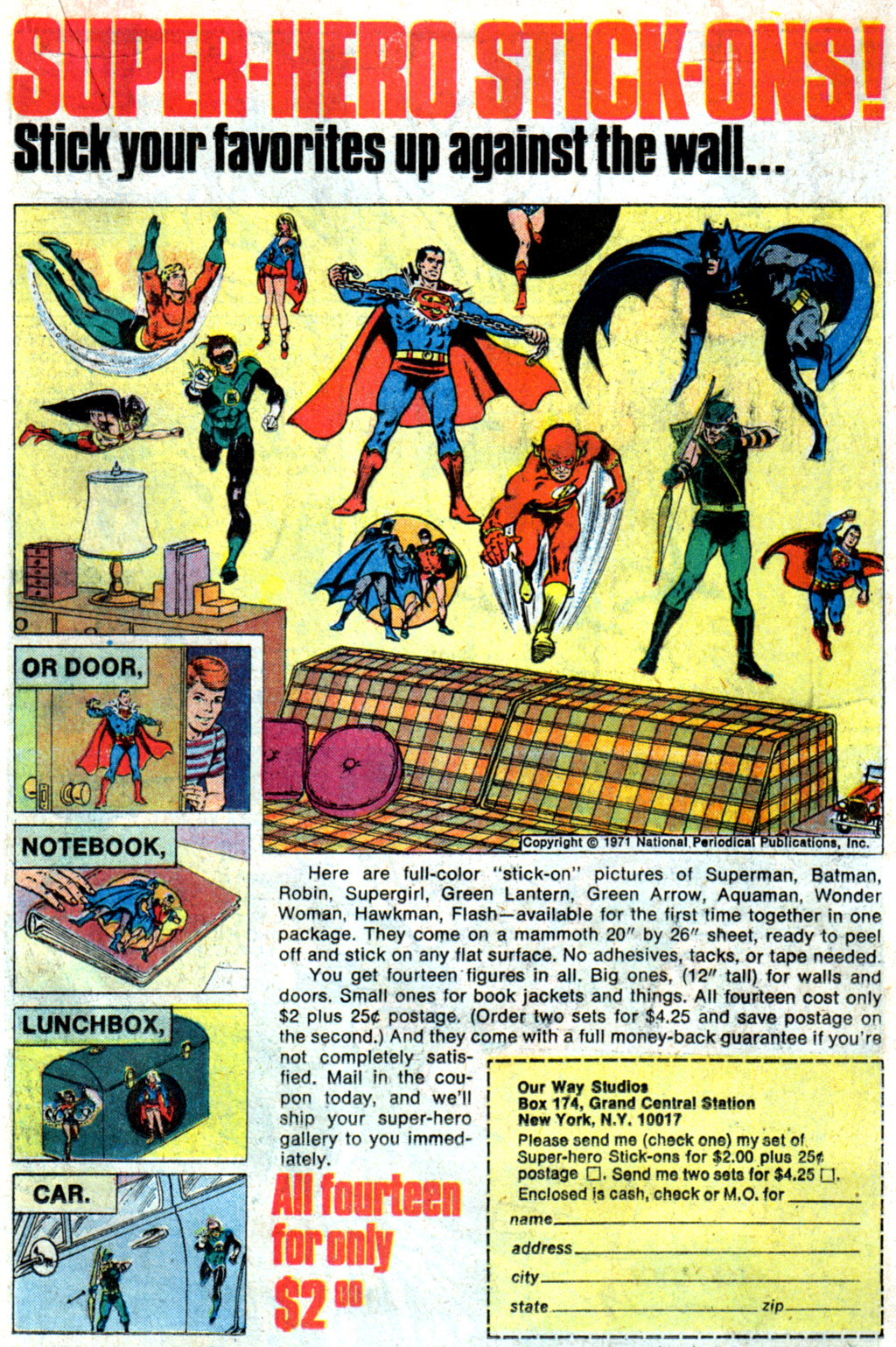Read online World's Finest Comics comic -  Issue #214 - 19