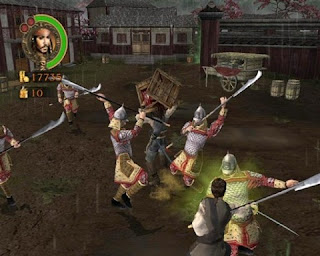 Piratas do Caribe: The Legend of Jack Sparrow (PS2) 2006