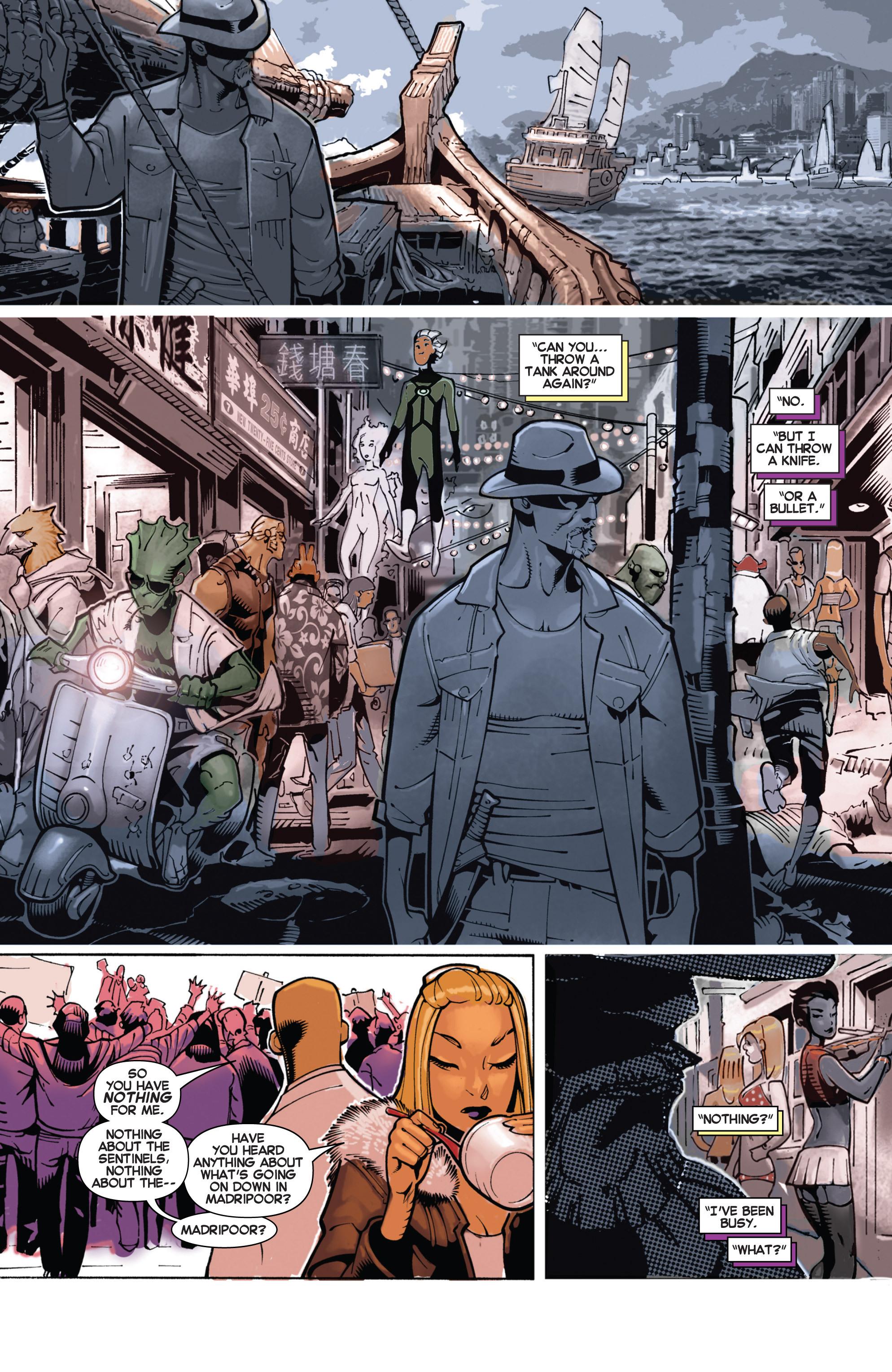 Read online Uncanny X-Men (2013) comic -  Issue #16 - 7