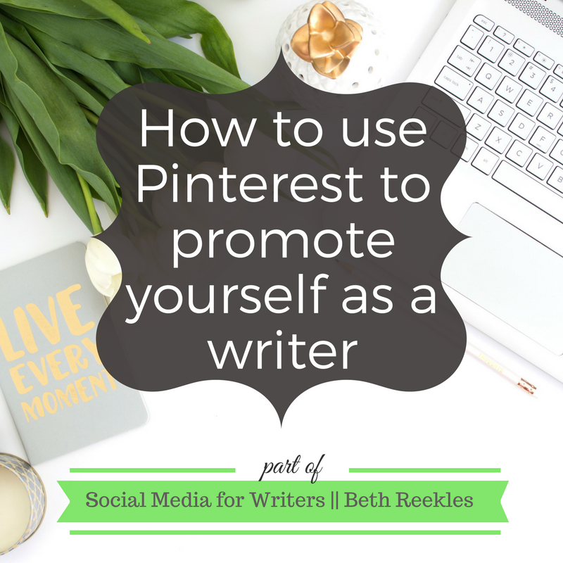 Do you use Pinterest to promote yourself as an author? In this post I talk about how to optimise your Pinterest as a writer, and what you can do to promote yourself.