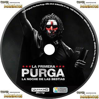 GALLETALA PRIMERA PURGA LA NOCHE DE LAS BESTIAS - THE FIRST PURGE - 2018