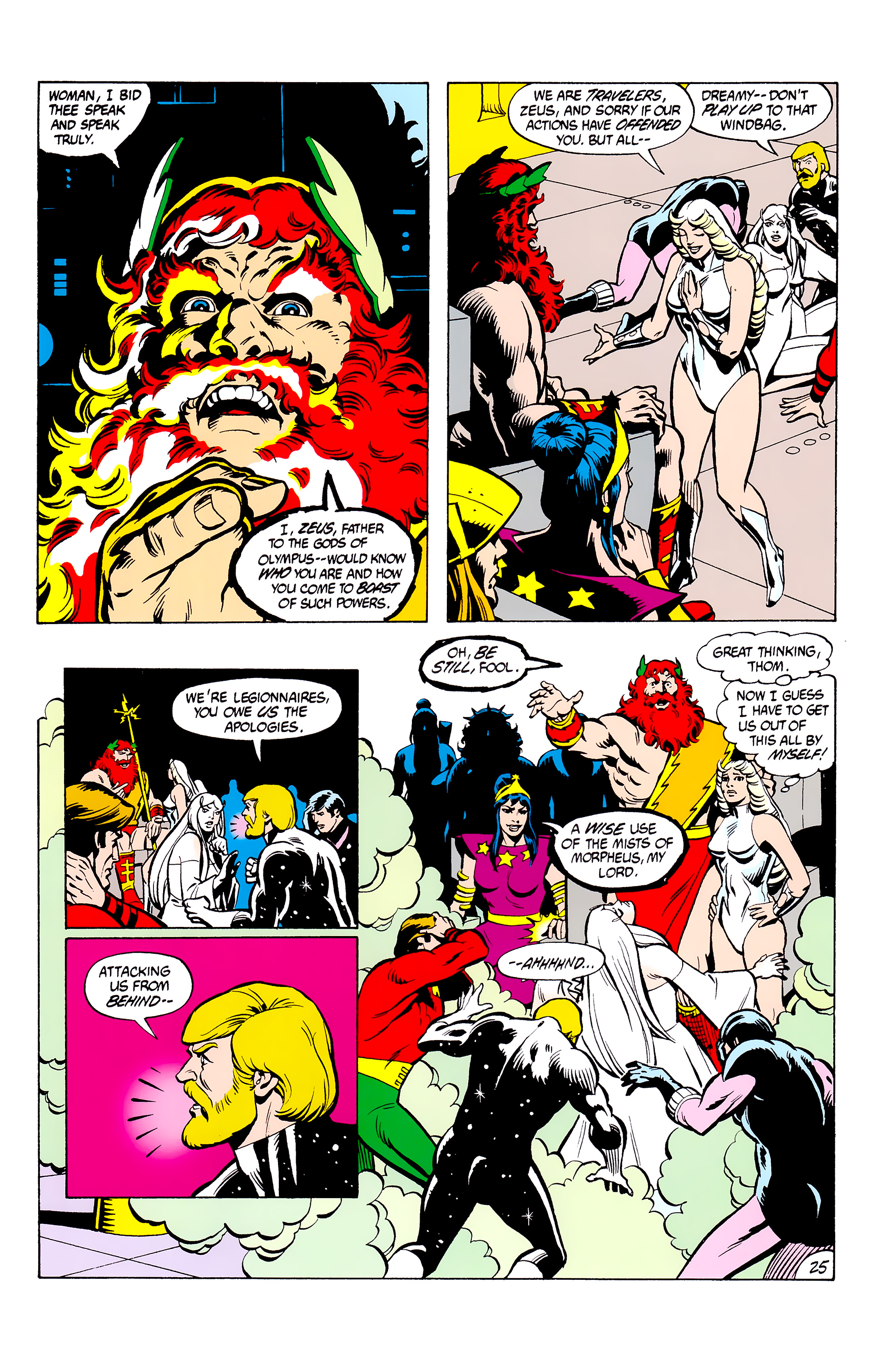 Legion of Super-Heroes (1980) _Annual_2 Page 25