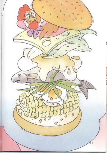 Image20 O Sanduiche Da Maricota Historia Infantil O