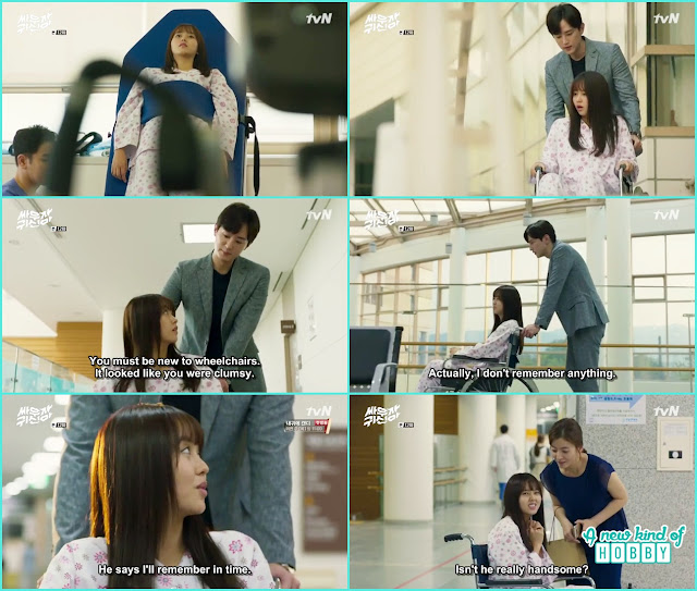 professer hye sung met with hyun ji  - Let's Fight Ghost - Episode 12 Review