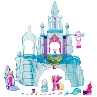 My Little Pony Crystal Empire Castle Figure