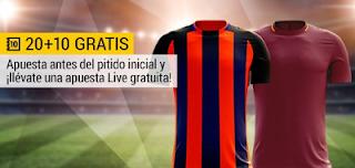bwin promocion 10 euros Shakhtar vs Roma 21 febrero