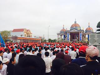 Đại hội giới trẻ giáo phận Bùi Chu 2017
