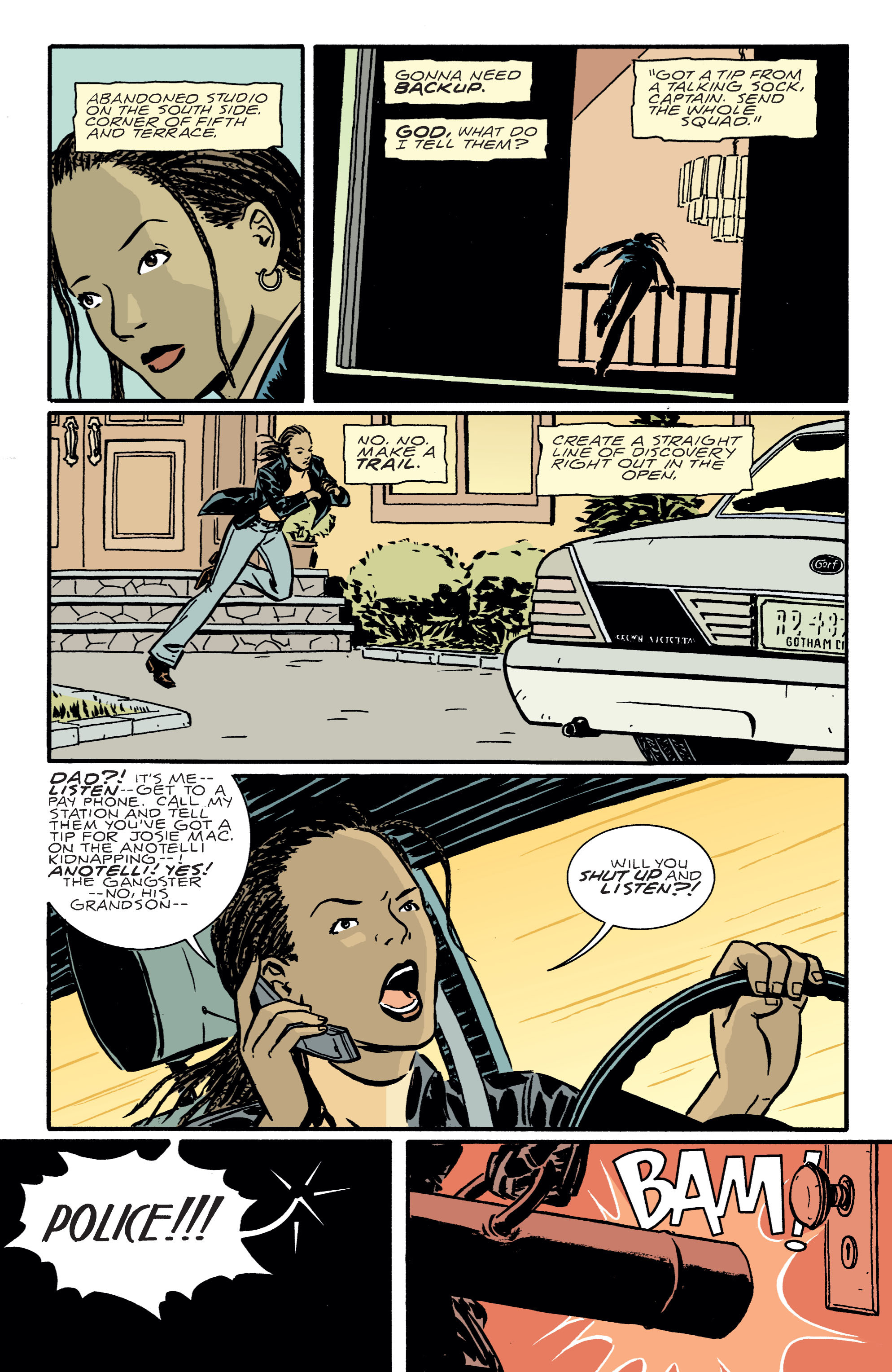 Detective Comics (1937) 764 Page 28