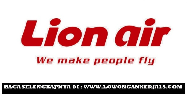 Lowongan kerja Lion Air