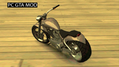 Free Download Lycan de GTA 4 TLAD con Texturas Arregladas Mod for GTA San Andreas.