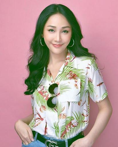 Rose Chalisa Yuenchai @rose_chalisa most beautiful Thai transgender model Instagram