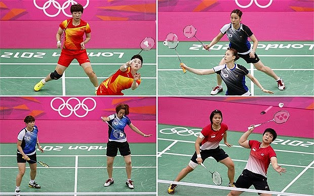 #Badminton, Esporte de Raquete e Peteca