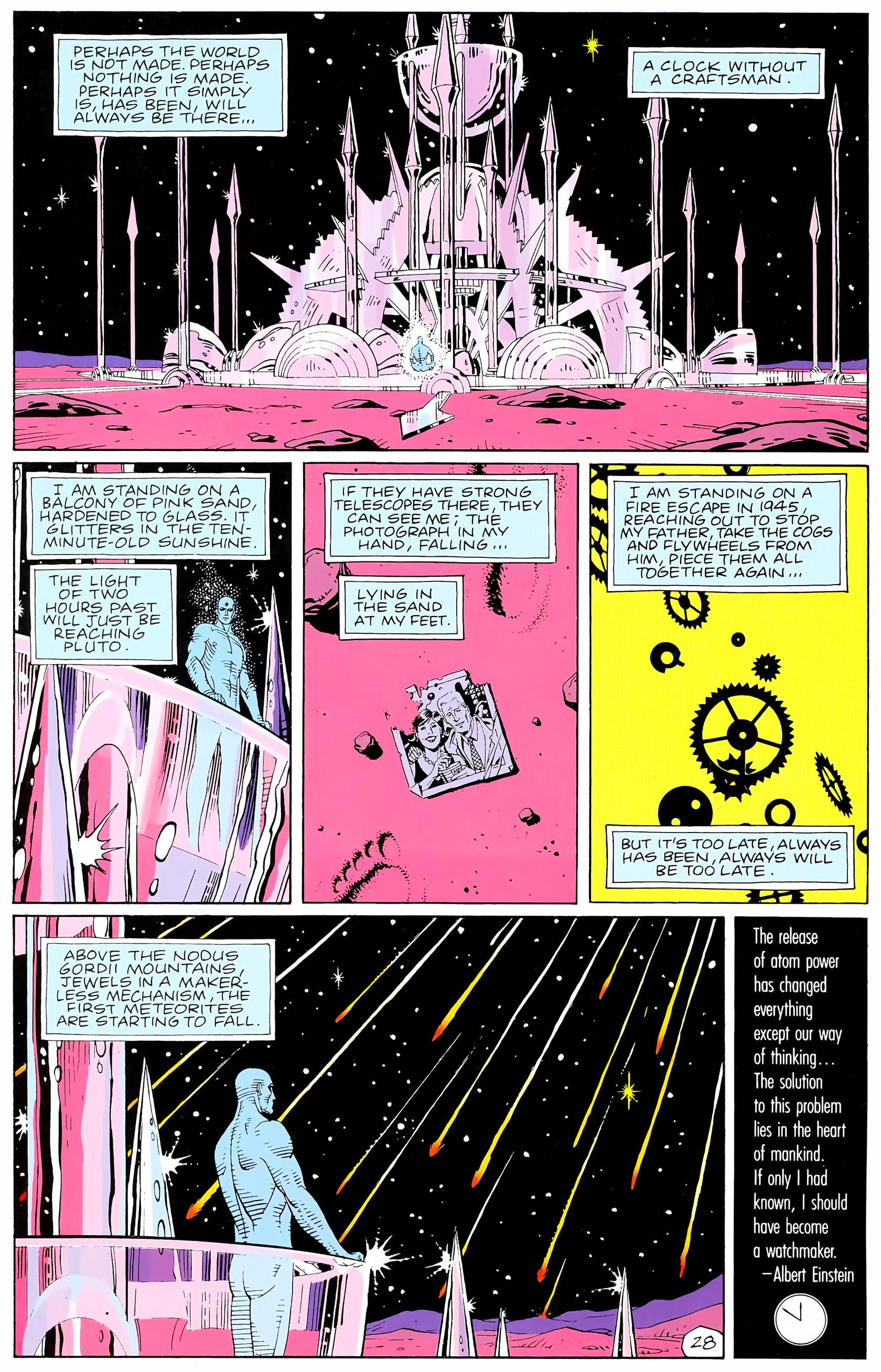 Watchmen (1986) issue 4 - Page 30