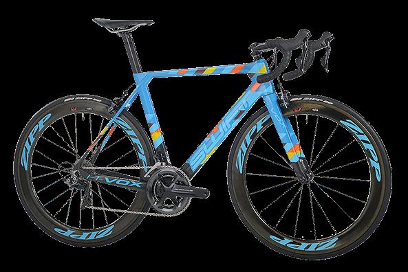 SWIFT HYPERVOX, bici totalmente polivalente