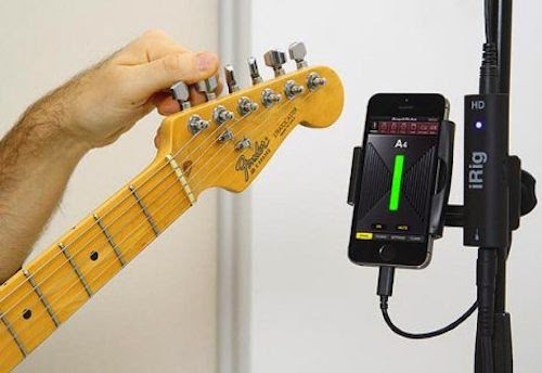 5 Best Guitar Tuner Apps for Android