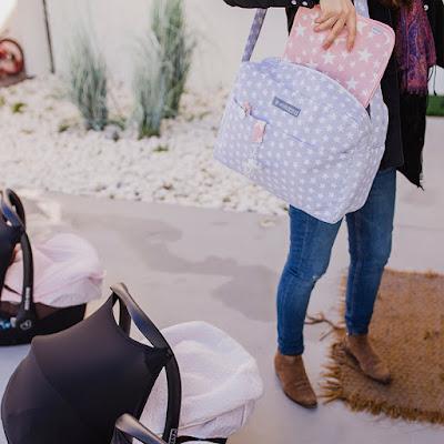 del capazo a la silla de paseo cuando cambiar al bebé carrito cochecito bebé cambio cuco a sillita blog mimuselina