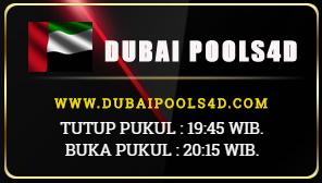 PREDIKSI DUBAI POOLS HARI JUMAT 20 APRIL 2018