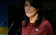 Haley spat fuels political chatter around White House