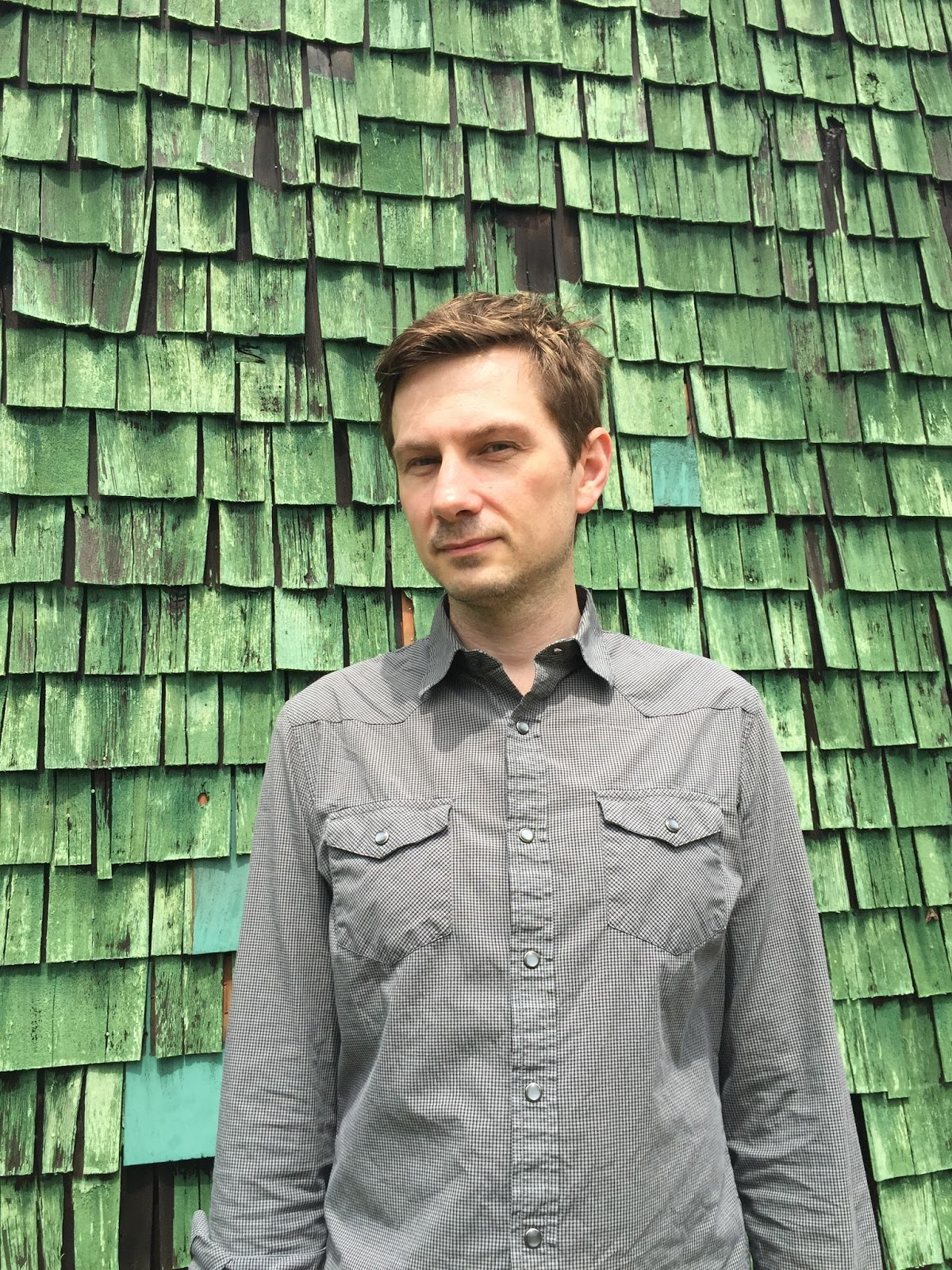 Greg Rhynos Debut Novel To Me You Seem Giant Was Published By NeWest Press In September 2017 His Writing Has Appeared PRISM International