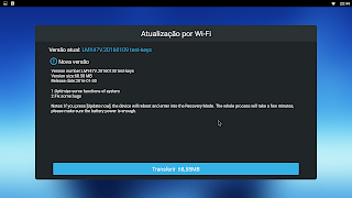 Análise Box Android Beelink M18 30