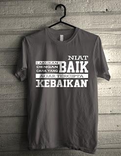 Sablon Baju Murah di Rawamangun Jakarta Timur