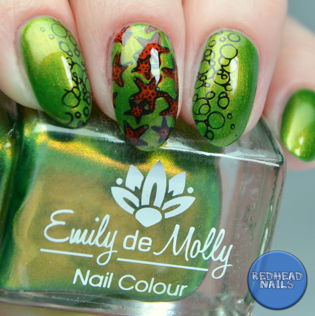 swatch Emily de Molly Escape artist