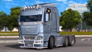 MAN TGX 2010 truck mod
