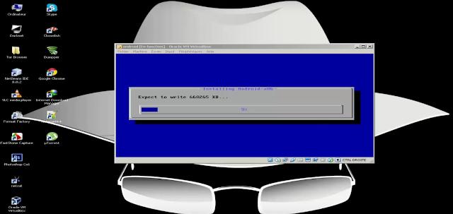 الحلقة 4 : [2/2 part] كيفية تثبيت أي نسخة اندرويد  على الهارد ديسك الخاص بالحاسوب