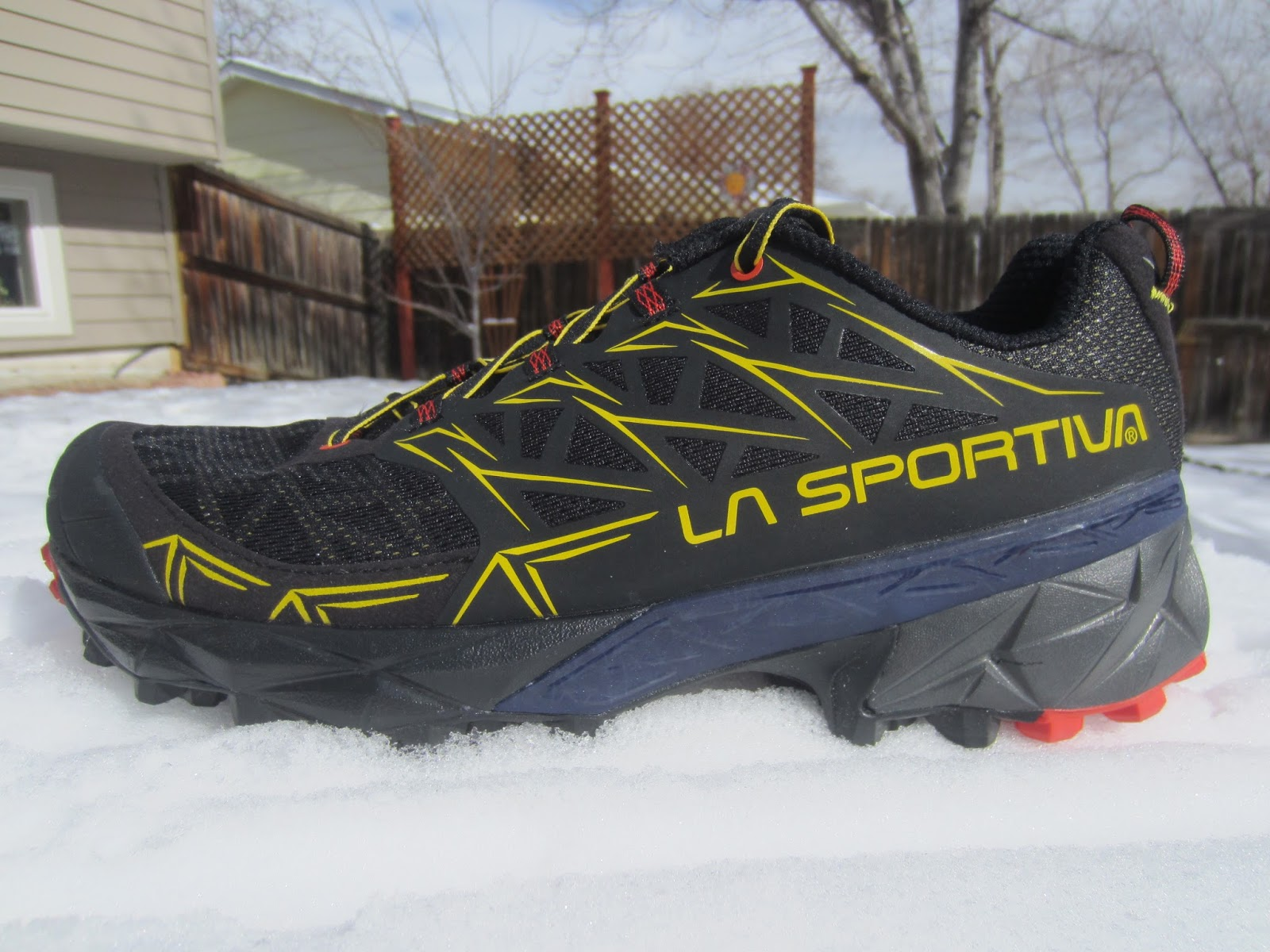 a2c19d78186 Fit is quite accommodating and generous for a La Sportiva shoe with a wide  throat and not overly narrow toe box as is often the case with other model  La ...