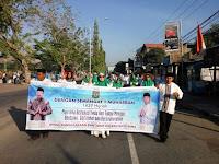 Sambut 1 Muharram, Ribuan Pelajar Kota Bima Ikut Pawai Taaruf
