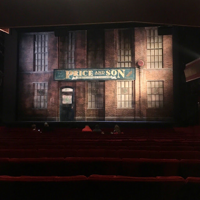 Kinky Boots stage - Adelphi Theatre