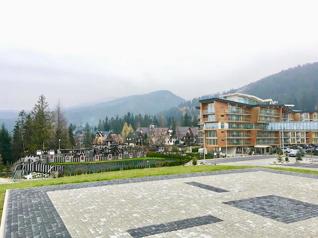 Hotel Rezydencja Nosalowy Dwór, Zakopane