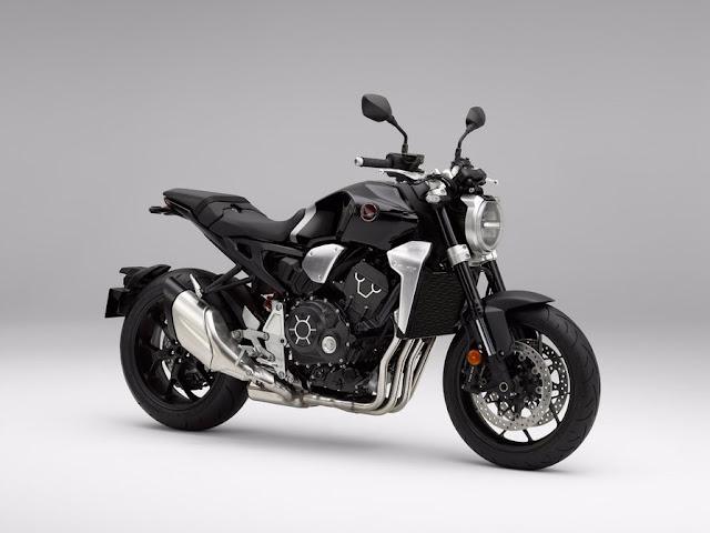 La Honda CB1000R 2018 es basada en la Fireblade