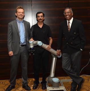 Universal Robots Standardizes Shop floor Processes for Bajaj Auto Ltd.