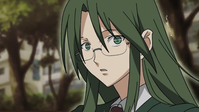 Rin Asogi (Mnemosyne : Mnemosyne no Musume-tachi ) - Top Immortal Anime Characters
