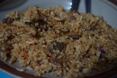 Nasi Goreng babat kuliner khas Semarang