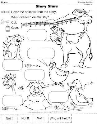 Free Printable Farm Animal Worksheets