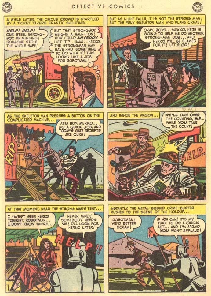 Read online Detective Comics (1937) comic -  Issue #159 - 29
