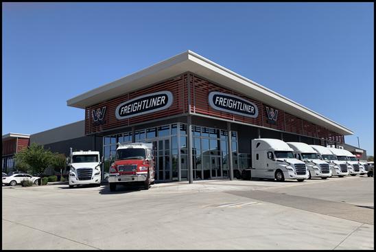 New Selectrucks facility in Phoenix, AZ