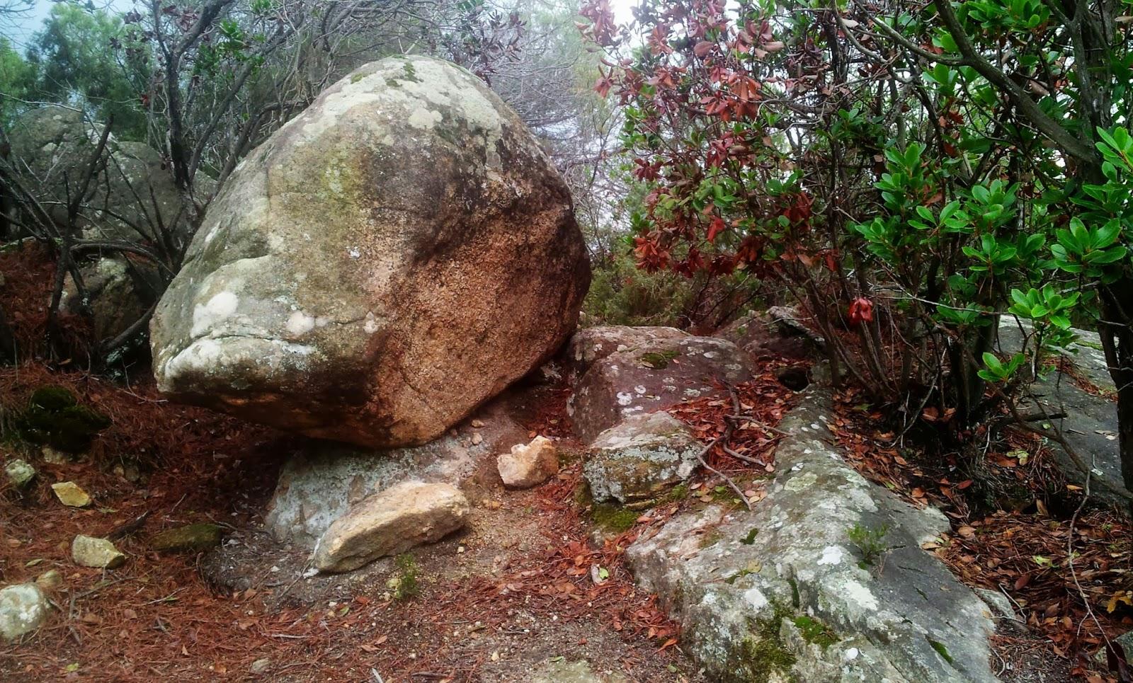 ruta prehistorica la roca