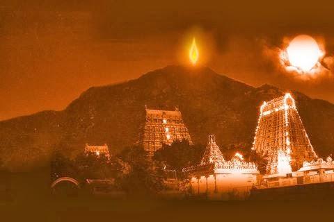 Image result for karthigai deepam tiruvannamalai