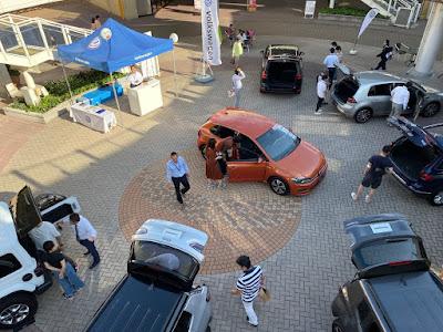 Volkswagen・JEEP 合同展示商談会
