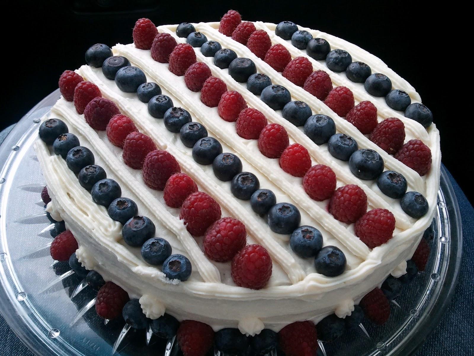Ina Garten Flag Cake Recipe