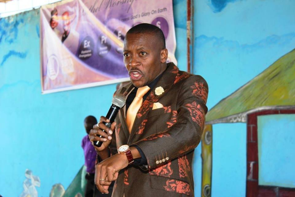 But Who Is Apostle Pride Sibiya? - Visionary and Founder Of Glory Ministries!
