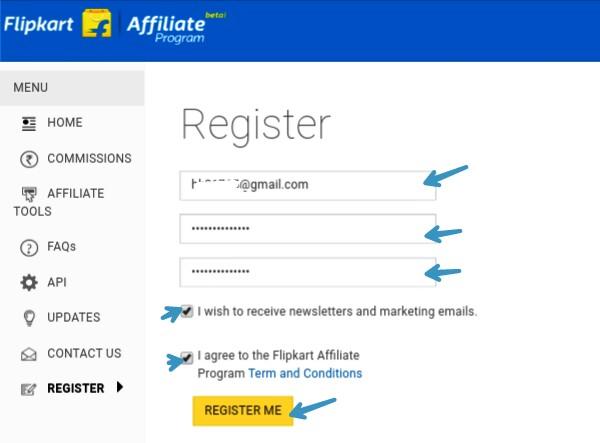 register-on-flipkart-affiliate