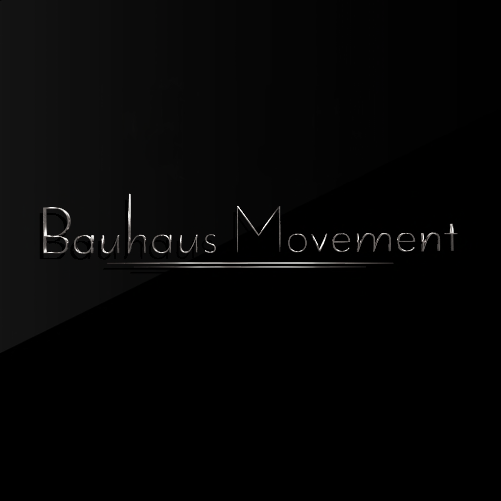 Bauhaus Movement